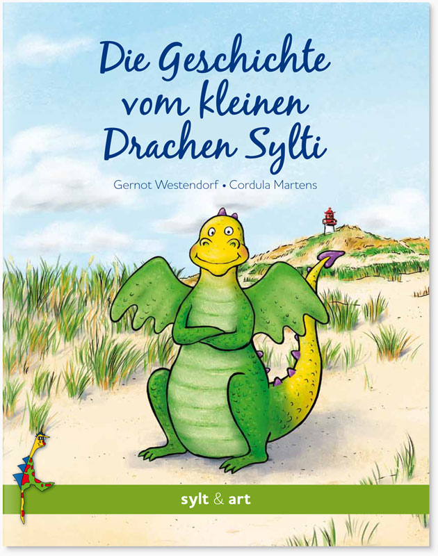 Kinderbuch Sylt and Art Verlag