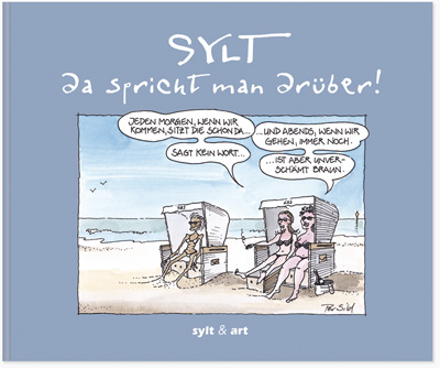 Sylt-Cartoon