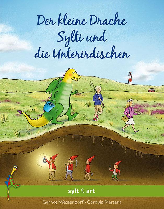 Kinderbuch Sylt and Art Verlag