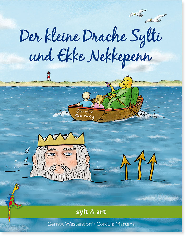 Der kleine Drache Sylti und Ekke Nekkepenn